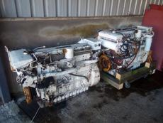 2 Caterpillar 3116 Marine Diesel Engines