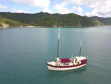 Beneteau 66' 1957 heritage wooden Ketch pristine condition MAKE AN OFF