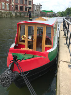 57' Cruiser Narrowboat Brand New