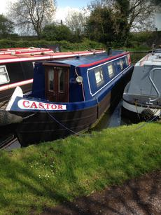 Castor- 41ft Traditional Stern
