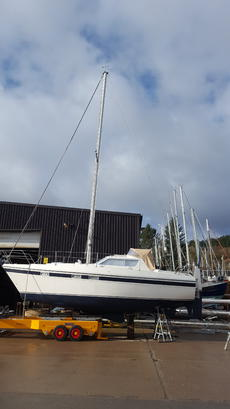 Southerly 95.  Swing Keel Motor Sailer Immaculate condition