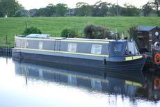 Traditional Narrowboat 50ft Year 2000