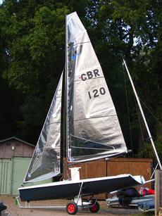 K1  Sail No.120