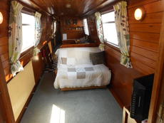 Narrowboat Liveaboard - 50ft - with Egham mooring - a beautiful boat