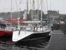 Beautiful VATON 56ft aluminium sailboat