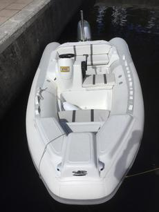 4.5 metre Rib with a Honda 50hp outboard