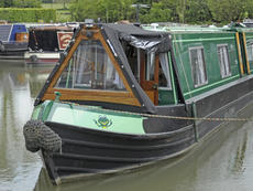 RANA 60ft 0in semi-trad narrowboat with 4 berths: