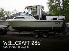 1991 Wellcraft Coastal 236