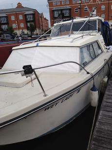 Wey Lady II 25 ft Cruiser