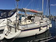 Westerly Typhoon 37 1991. Costa Blanca *PRICE REDUCED*