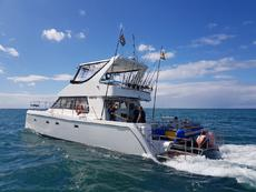 52ft Twin Spirit Fishing Charter Motor Cat