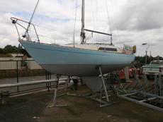 Sadler 25 sailing Yacht