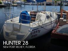 1992 Hunter 28