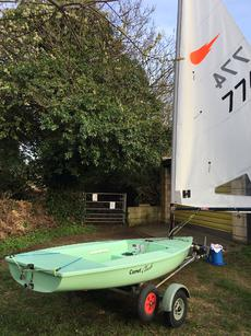 Comet : Sail number 774 - Priced to Sell