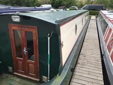 Wilma - 57ft cruiser stern narrowboat