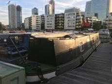One Bedroom Narrowboat, Poplar Dock Marina