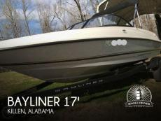2017 Bayliner 175 Bowrider