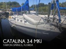 1987 Catalina 34 MkI