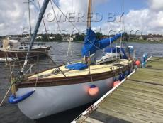 1926 William King & Sons Classic Wooden Sloop