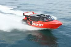 All Weather Passenger Jet Boat