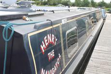 HENRY THE NAVIGATOR - 58ft 2004 Cruiser