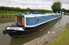 65' Reverse style cruiser 2015 Aintree Boats