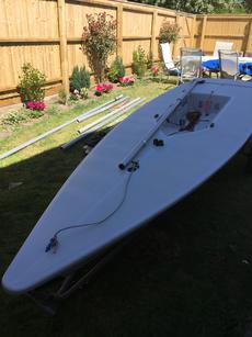 *REDUCED* Laser 1  Standard Radial and 4.7 Rigs