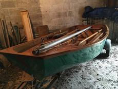 Mirror dinghy