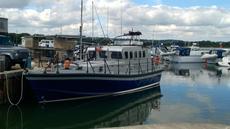 Mersey Class Boat