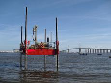 Modular Jack Up Barge For Sale