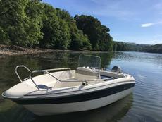 Great Family motor boat