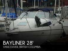 1999 Bayliner 2655 Ciera Sunbridge
