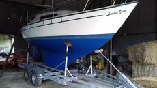 Hurley 22 SCM yacht