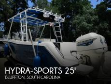 1999 Hydra-Sports 2450 Vector