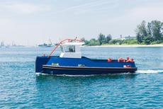 Mooring Multi Role Boat