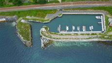 Whiteharbour marina Belfast Lough
