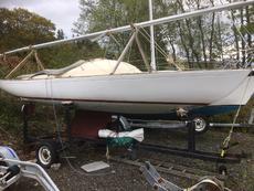 Yeoman Sailing Day Boat 158