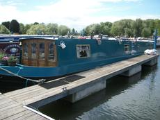 houseboat in the heart of Bedfordshire