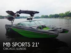 2013 MB Sports F21 Tomcat