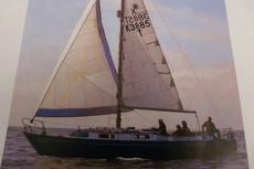 TRIDENT WARRIOR 35 FEET OCEAN GOING LONG KEEL YACHT 6 BERTHS