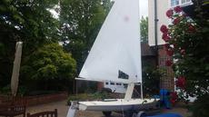 Full Rig Laser 1 for Sail: No 133236