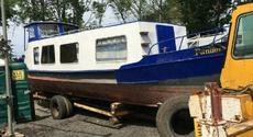 """Beautiful Dutch Barge """"Pandora"""" 40ft"""