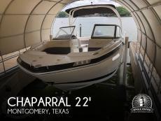 2016 Chaparral Suncoast 230