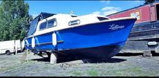 Lovely Freeman MK1 22ft Canal   River Cr