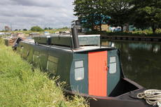 40ft Cruiser Stern Narrowboat - London