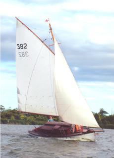 Norfolk River Cruiser 382 - Pandora II
