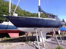Miss Neptim 28 Fin Keel Yacht