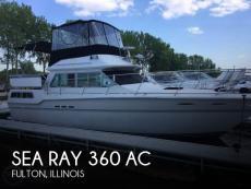 1986 Sea Ray 360 AC