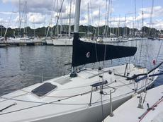 J80 in Lymington