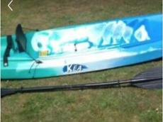 Kea Sit on Top Ocean Kayak